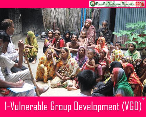 Vulnerable Group Development (VGD) Program